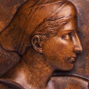 Médaillon de Cecilia Odes