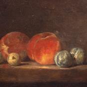 Pêches et prunes
