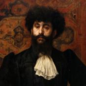 Portrait du Sâr Mérodack Joséphin Péladan
