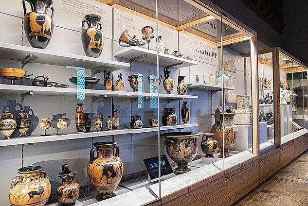 Un musée riche en collections antiques et extra-occidentales - Musée Pincé