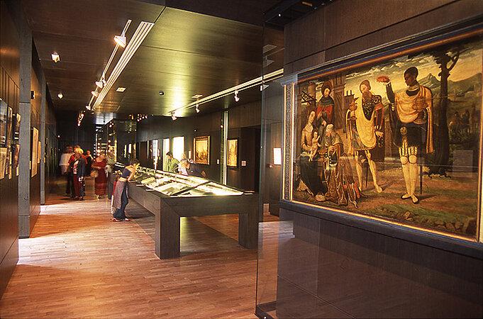 Parcours Histoire d'Angers - Musée des Beaux-Arts