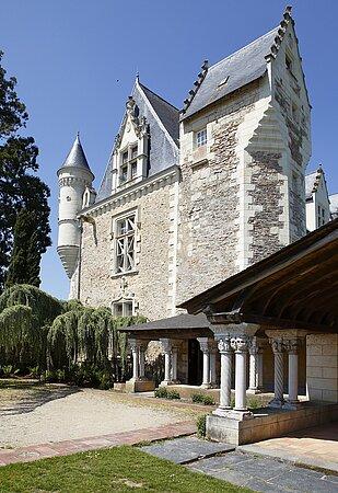 La demeure d'un collectionneur - Musée-château de Villevêque