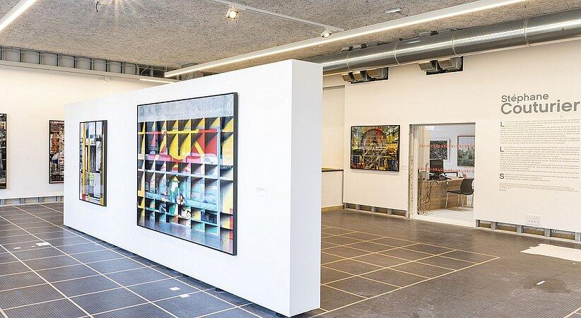 Diffuser et soutenir la création contemporaine - Artothèque