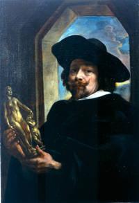 """""""Autoportrait"""", Jacob Jordaens, vers 1650"""