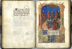 Manuscrit de Houssemaine