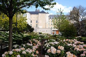 Jardin des Beaux-arts