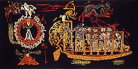 Le chant du monde - Musée Jean-Lurçat et de la Tapisserie contemporaine