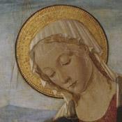 La Vierge et saint Jean-Baptiste adorant l'Enfant Jésus