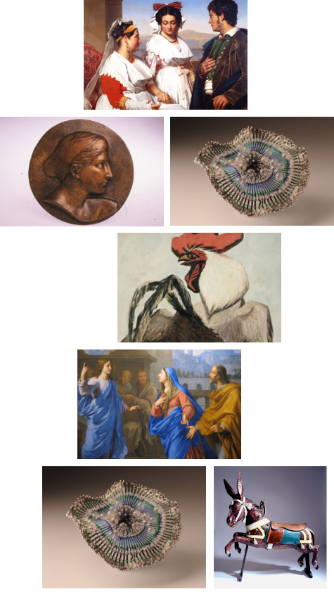 Illustration Collections en ligne