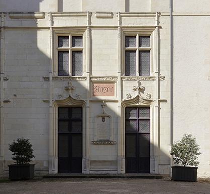 Bâtiment - Musée des Beaux-Arts