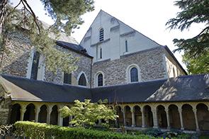 L'hôpital Saint-Jean - Musée Jean-Lurçat et de la Tapisserie contemporaine
