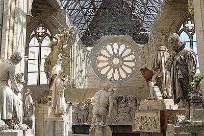 Journées européennes du patrimoine à la galerie David d'Angers