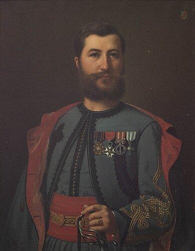 Portraits des combattants angevins de 1870-1871