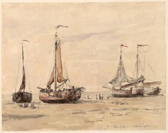 Le paysage français au 19e siècle