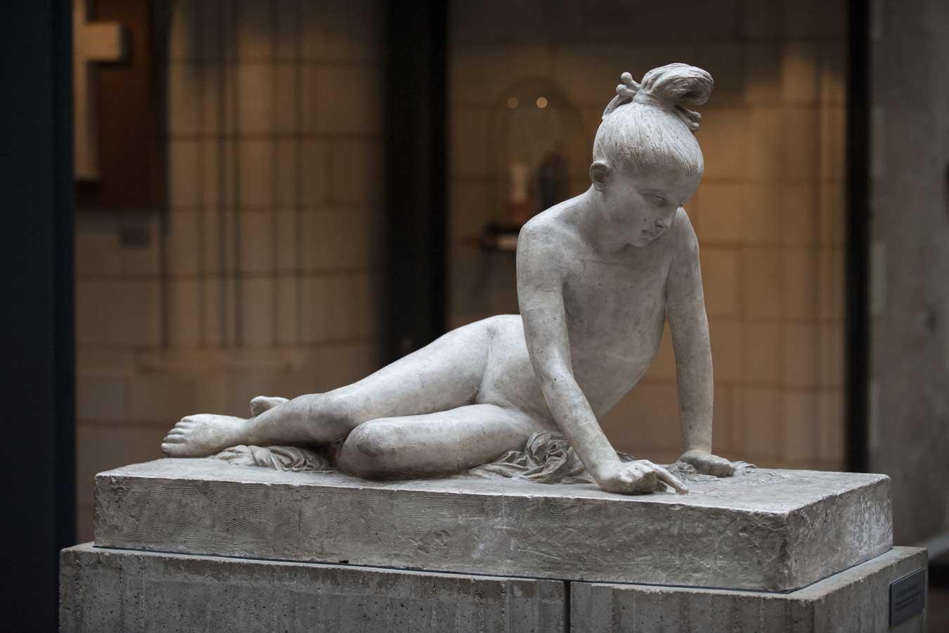 La Jeune Grecque au tombeau de Marco Botzaris