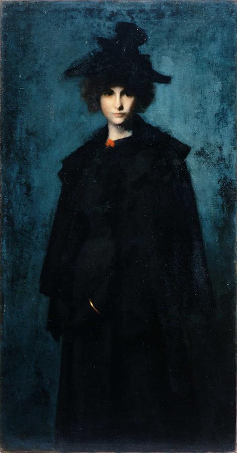 Portrait de Mademoiselle Laura Leroux