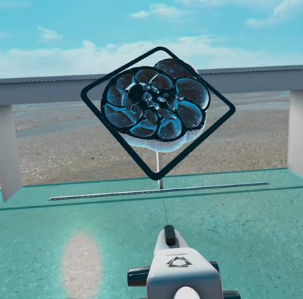 Animation en réalité virtuelle